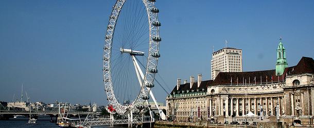 Boot naar Londen